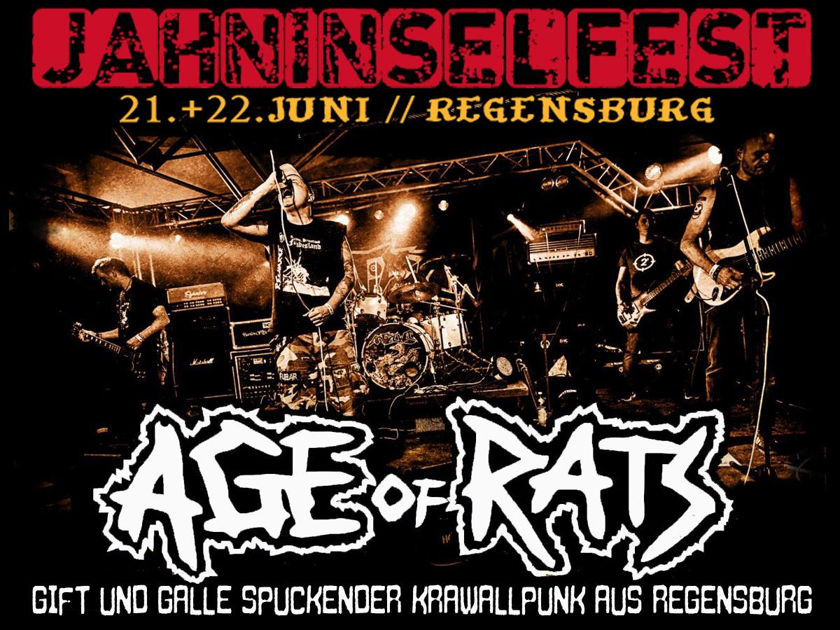 Age of rats