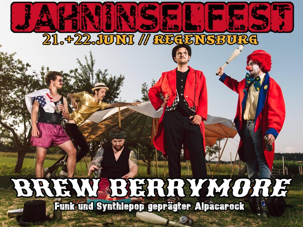 Brew Berrymore