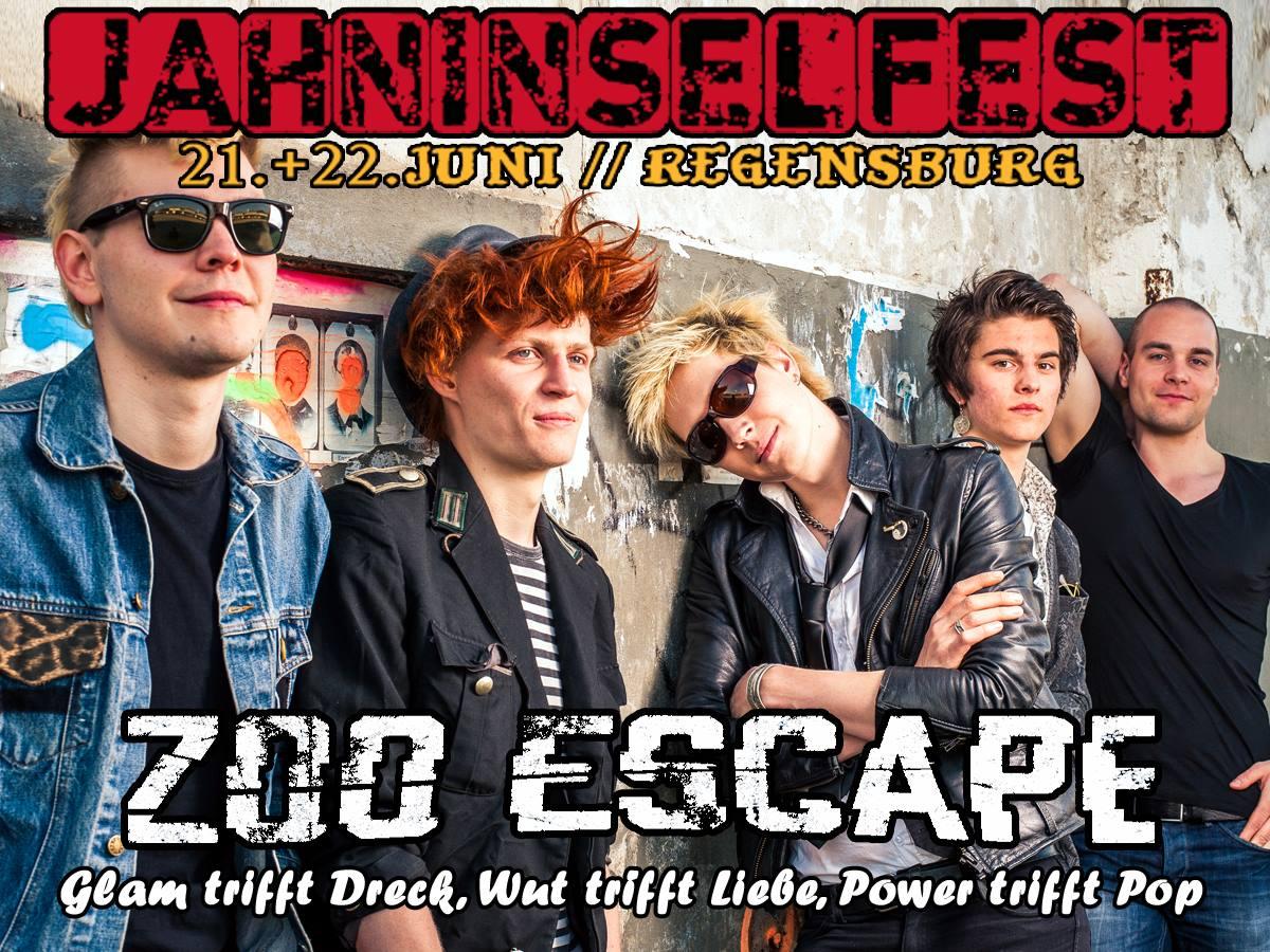 Zoo Escape